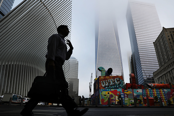 911 Remembrance「Anniversary Of September 11th Attacks On The U.S. Commemorated At World Trade Center Site」:写真・画像(2)[壁紙.com]