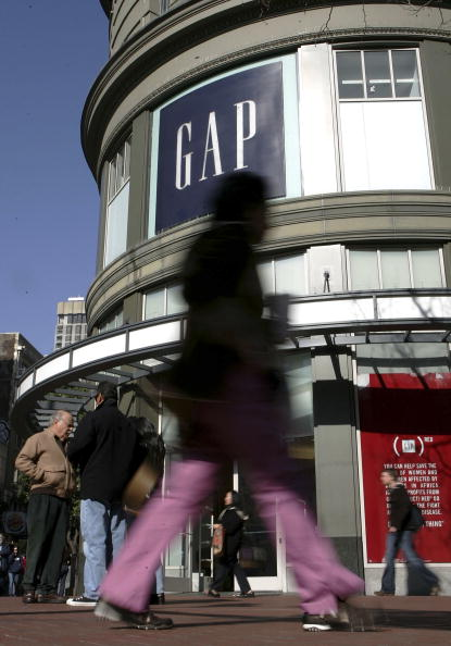 Flagship Store「Clothing Retailer The Gap Struggles」:写真・画像(6)[壁紙.com]