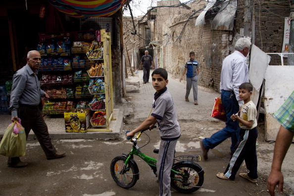 Baghdad「Baghdad Ten Years After Invasion」:写真・画像(5)[壁紙.com]