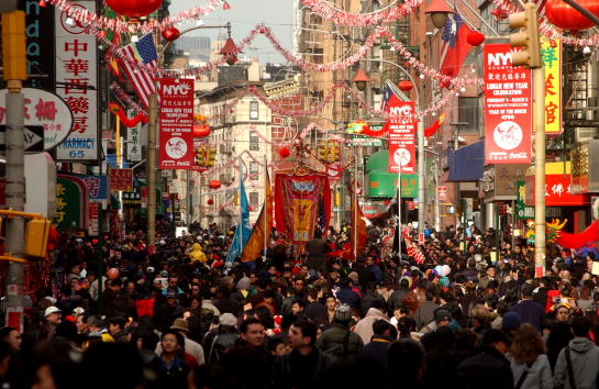 Asia「Chinese Lunar New Year In New York」:写真・画像(14)[壁紙.com]