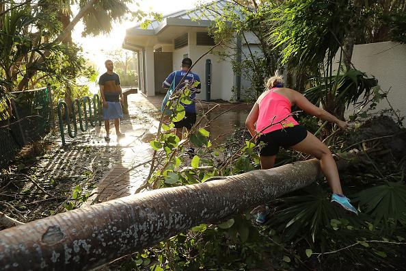 Naples - Florida「Powerful Hurricane Irma Slams Into Florida」:写真・画像(19)[壁紙.com]