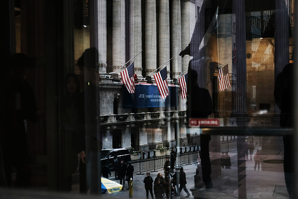 Finance「Markets React To Federal Reserve Interest Rate Announcement」:写真・画像(16)[壁紙.com]