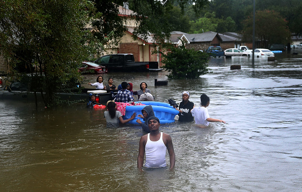 Houston - Texas「Epic Flooding Inundates Houston After Hurricane Harvey」:写真・画像(11)[壁紙.com]