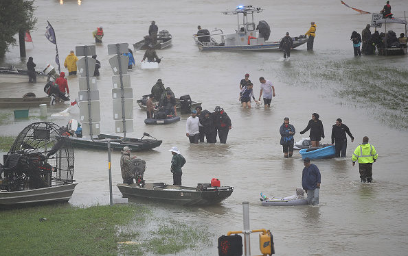 Houston - Texas「Epic Flooding Inundates Houston After Hurricane Harvey」:写真・画像(6)[壁紙.com]