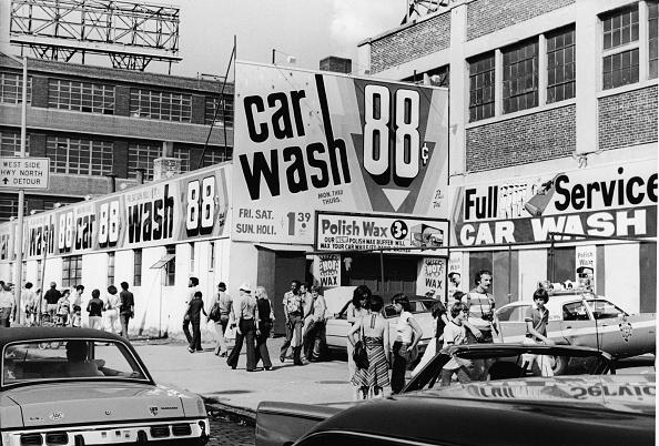 ニューヨーク市「NYC Car Wash 」:写真・画像(5)[壁紙.com]