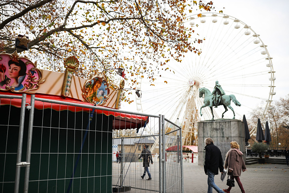 Infectious Disease「Germany Cancels Christmas Markets During Second Wave Of Coronavirus Pandemic」:写真・画像(16)[壁紙.com]
