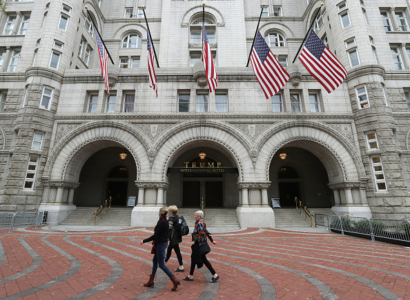 Washington DC「Trump Organization Considering Selling Its D.C. Hotel」:写真・画像(11)[壁紙.com]
