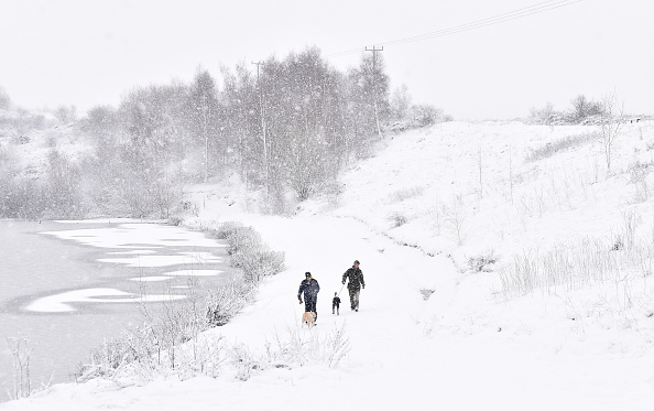 Weather「Met Office Issues Severe Weather Warning For Much Of The UK」:写真・画像(13)[壁紙.com]