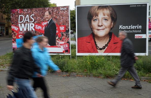 Germany「Germany Enters Final Week Before Elections」:写真・画像(7)[壁紙.com]