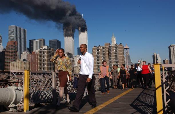 World Trade Center Attacked:ニュース(壁紙.com)