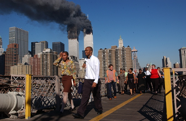 September 11 2001 Attacks「World Trade Center Attacked」:写真・画像(14)[壁紙.com]