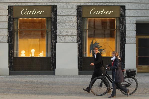 Cartier「Berlin Marks 125 Years Kurfuerstendamm Anniversary」:写真・画像(5)[壁紙.com]