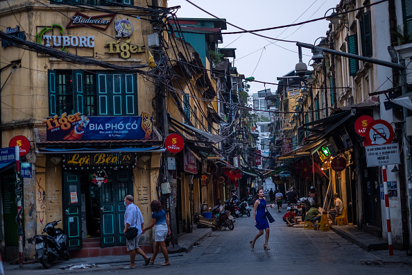 Linh Pham「Vietnam Ban Visitors As The Coronavirus Continue To Spread」:写真・画像(19)[壁紙.com]