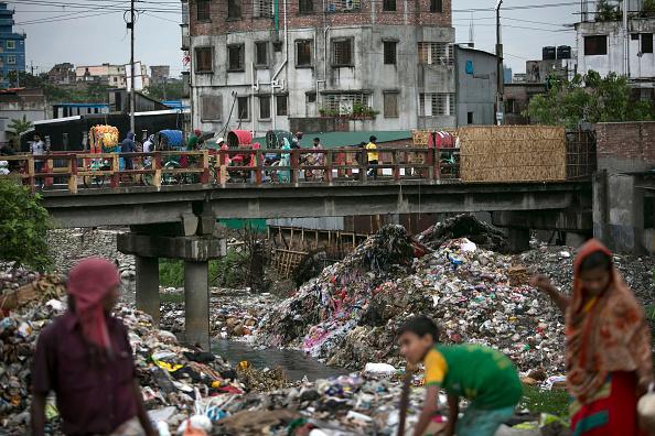 Bangladesh「Bangladeshis Battles With Pollution Along The Buriganga River」:写真・画像(17)[壁紙.com]