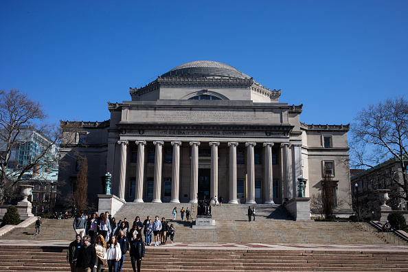 Columbia University「Columbia University Cancels Classes For Two Days After Faculty Member Is Exposed To Coronavirus」:写真・画像(11)[壁紙.com]