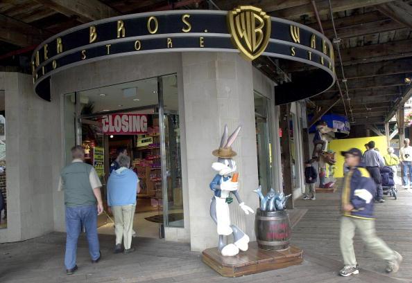 Warner Bros「Warner Bros. Store Closing」:写真・画像(1)[壁紙.com]