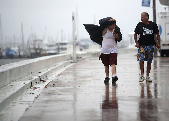 Torrential Rain「Texas Gulf Coast Braces For Hurricane Harvey」:写真・画像(16)[壁紙.com]