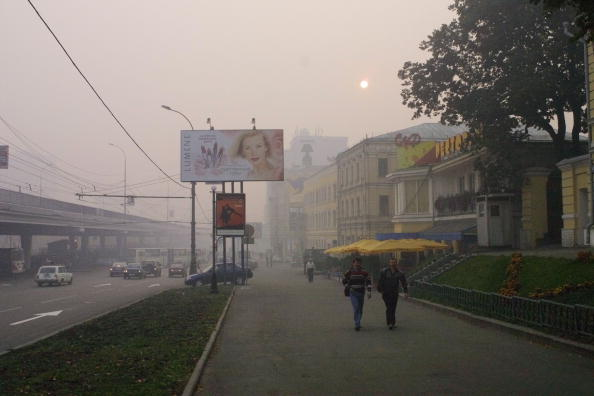Environmental Damage「Fires In Moscow」:写真・画像(14)[壁紙.com]