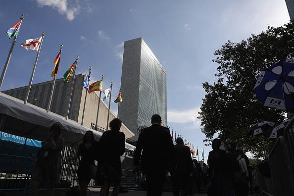 United Nations Building「World Leaders Address The United Nations General Assembly」:写真・画像(11)[壁紙.com]