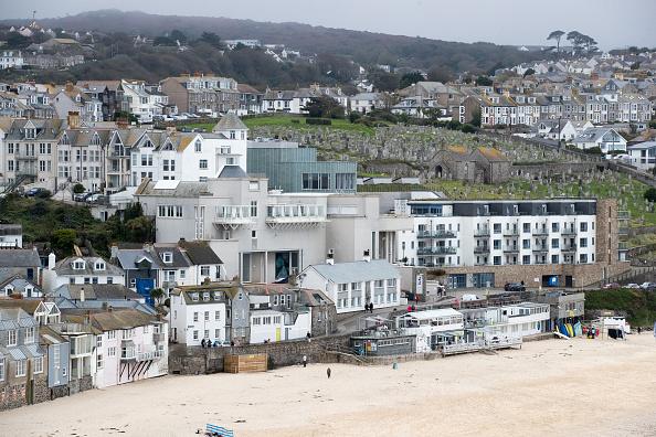 イングランド コーンウォール「Tate St Ives Reopens After £20 Million Transformation」:写真・画像(13)[壁紙.com]