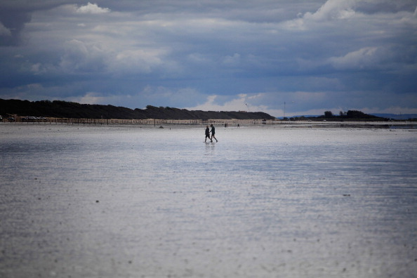 Weston-super-Mare「The Coldest Summer In Parts Of The UK For Nearly 20 Years」:写真・画像(12)[壁紙.com]