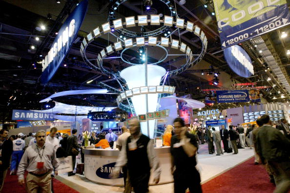 Las Vegas「CES Expected To Draw 100,000 People To Las Vegas」:写真・画像(0)[壁紙.com]