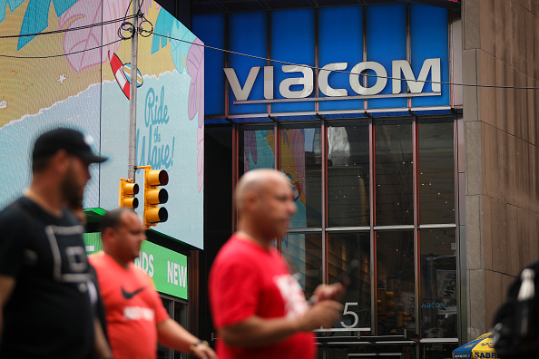 Consolidated News Pictures「CBS And Viacom Reach Deal for 12 Billion Dollar Merger」:写真・画像(8)[壁紙.com]