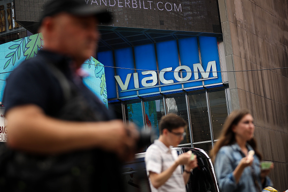 Consolidated News Pictures「CBS And Viacom Reach Deal for 12 Billion Dollar Merger」:写真・画像(9)[壁紙.com]