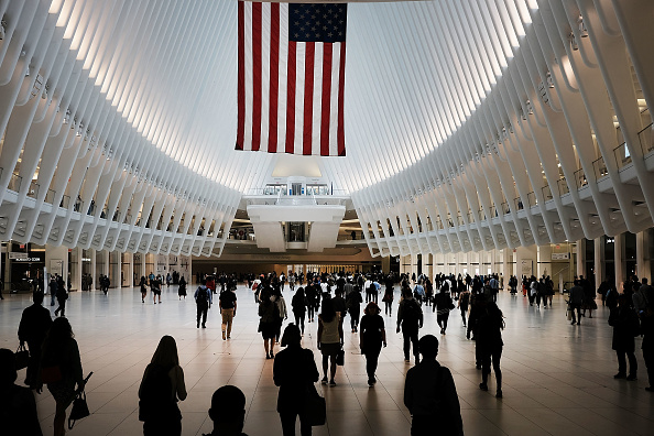 Human Interest「Anniversary Of September 11th Attacks On The U.S. Commemorated At World Trade Center Site」:写真・画像(16)[壁紙.com]