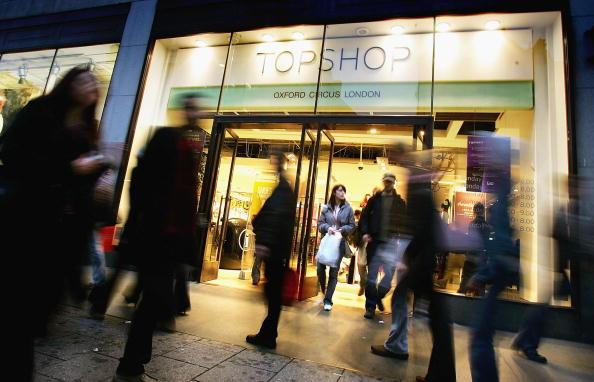 Topshop - Retailer「Philip Green Announces Surge In Arcadia Group Profits」:写真・画像(0)[壁紙.com]