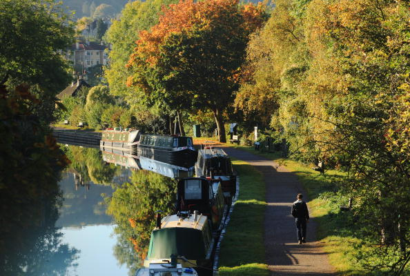 Water「Autumn Colours Throughout The UK」:写真・画像(4)[壁紙.com]