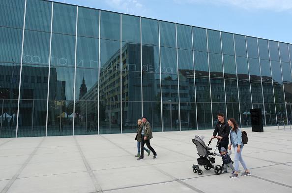 New「New Bauhaus Museum In Dessau, Press Preview」:写真・画像(13)[壁紙.com]