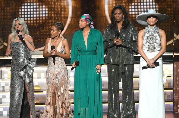 グラミー賞「61st Annual GRAMMY Awards - Inside」:写真・画像(15)[壁紙.com]