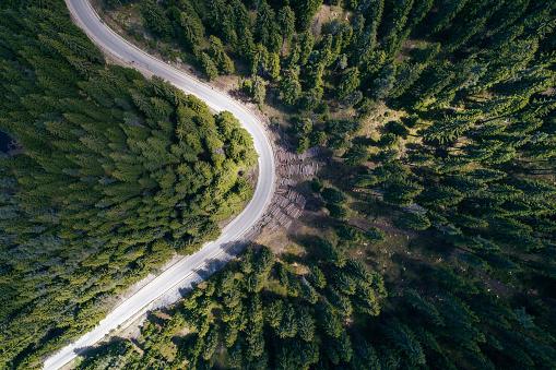 Responsible Business「Aerial road trip」:スマホ壁紙(7)