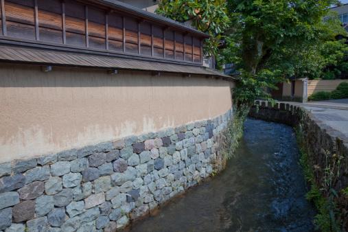 戦国武将「Nagamachi samurai residence」:スマホ壁紙(5)