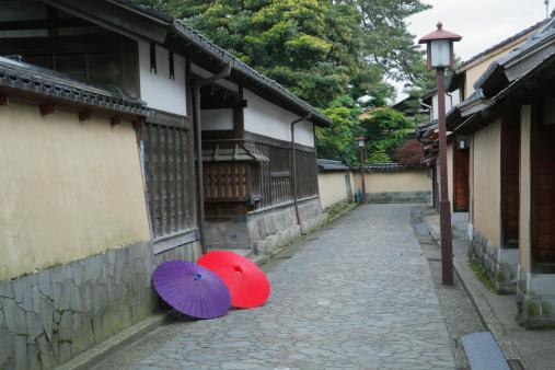 戦国武将「Nagamachi Samurai District」:スマホ壁紙(16)
