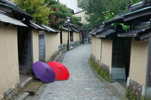 戦国武将「Nagamachi Samurai District」:スマホ壁紙(15)