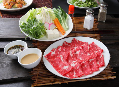 Raw Food「ShabuShabu」:スマホ壁紙(9)