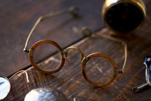 Eyesight「Vintage eyeglasses」:スマホ壁紙(10)