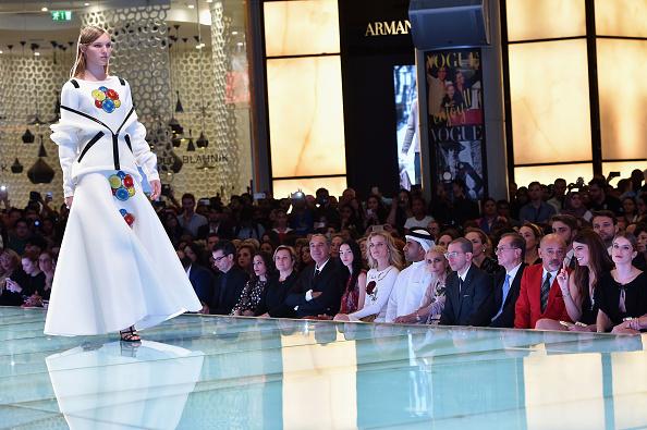 Fashion show「Vogue Fashion Dubai Experience 2015 - Runway Show」:写真・画像(14)[壁紙.com]