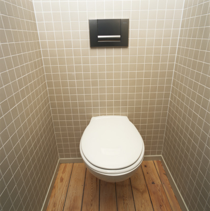 Closed「Public toilet, elevated view」:スマホ壁紙(9)