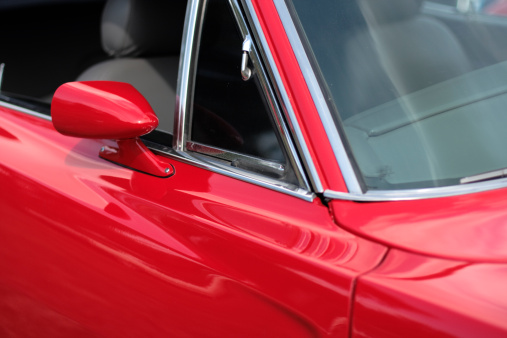 Hot Rod Car「Automobile - Detail of 1960s hot rod」:スマホ壁紙(8)