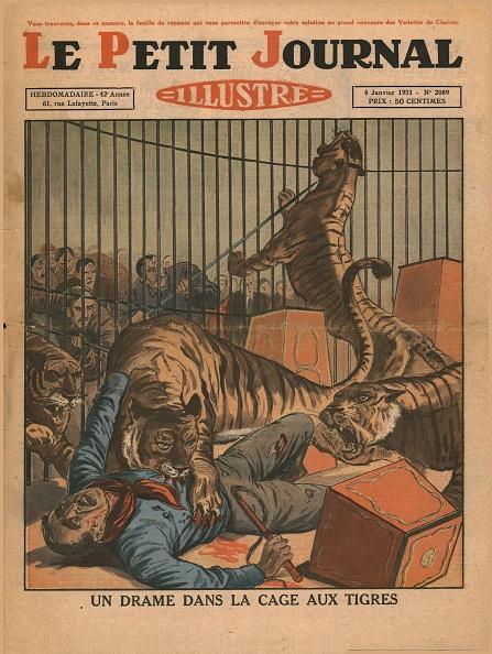 Endangered Species「A Drama In The Tiger Cage」:写真・画像(13)[壁紙.com]