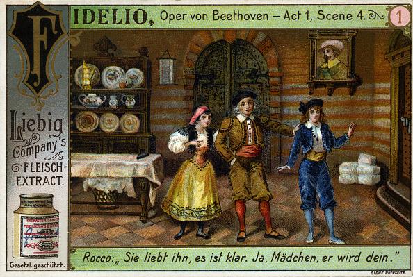 Savory Sauce「First Performance Of Fidelio」:写真・画像(18)[壁紙.com]