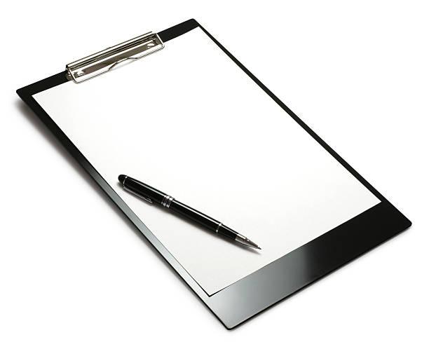 Clipboard with Pen:スマホ壁紙(壁紙.com)