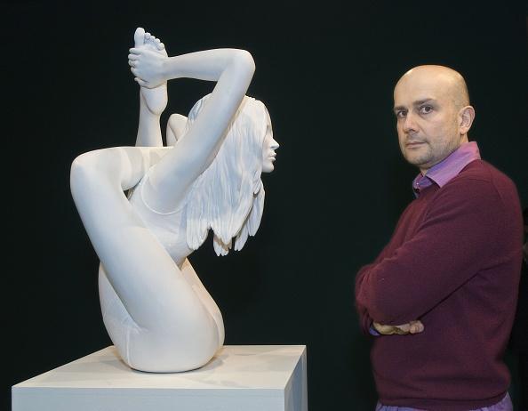 Michel Porro「Marc Quinn: Recent Sculptures - Press View」:写真・画像(8)[壁紙.com]