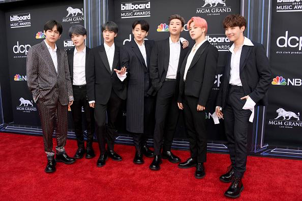 Kim Seok-jin「2019 Billboard Music Awards - Arrivals」:写真・画像(10)[壁紙.com]