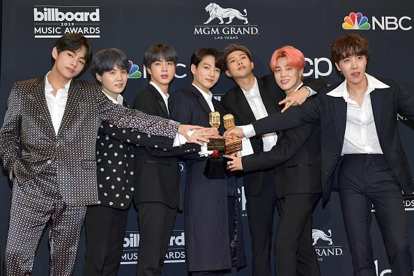 J-Hope「2019 Billboard Music Awards - Press Room」:写真・画像(10)[壁紙.com]