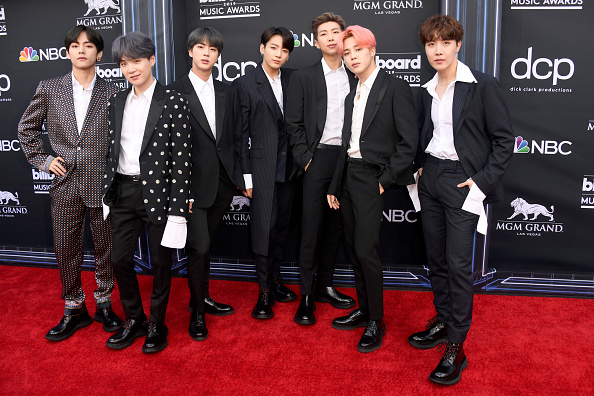 Bangtan Boys「2019 Billboard Music Awards - Arrivals」:写真・画像(13)[壁紙.com]