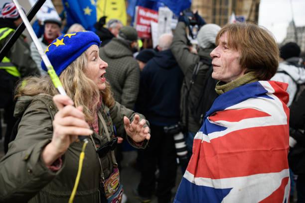 MPs Vote On Amendments To Brexit Plan:ニュース(壁紙.com)